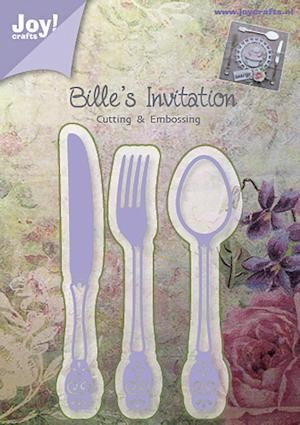 Joy! crafts - Die - Bille`s Invitation - Bestek