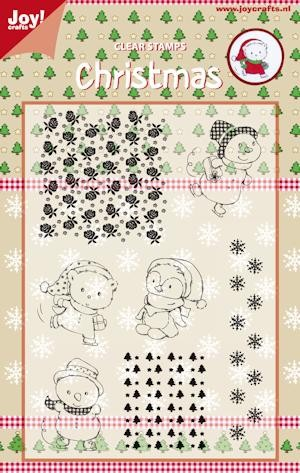 Joy! crafts - Clearstamp - Christmas - 6410/0120