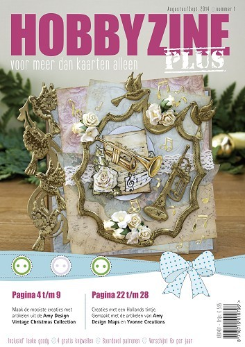 Hobbyzine - Plus No. 01