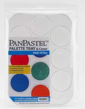 Pan Pastel - Palette Tray & Cover - 35010