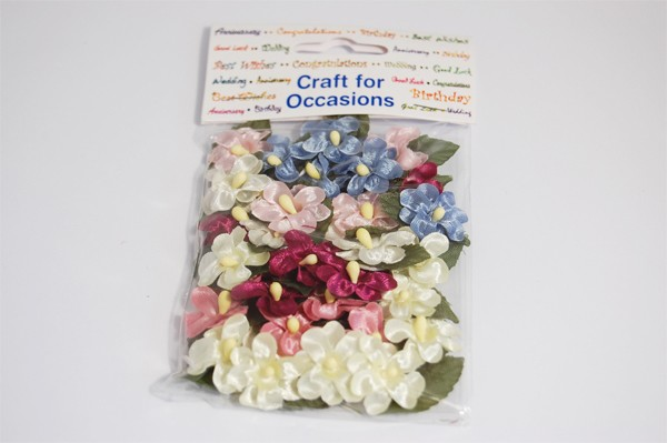 Crafts-Too - Craft for Occasions - Flower Assorted - C493 ASST