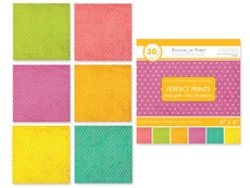 MultiCraft - Paperpack - Perfect Prints - Dots Fruit - SP228W