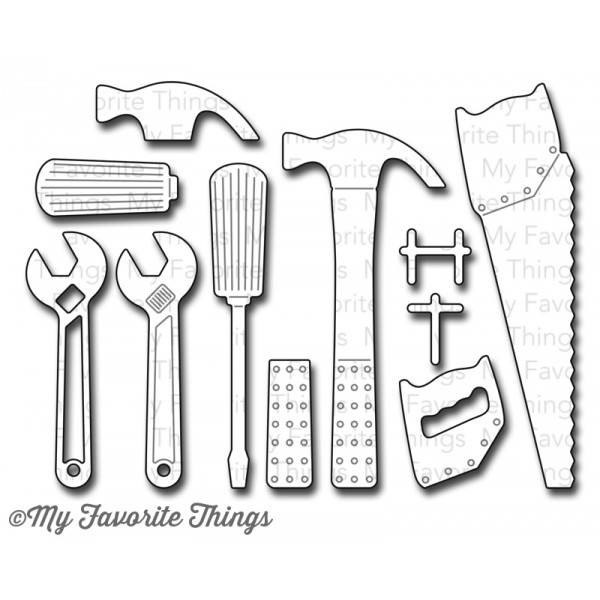 My Favorit Things - Die-namics - Die - Tool Time