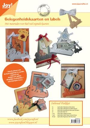 Joy! crafts - Kaartenpakket - No. 10 - 9100/0010