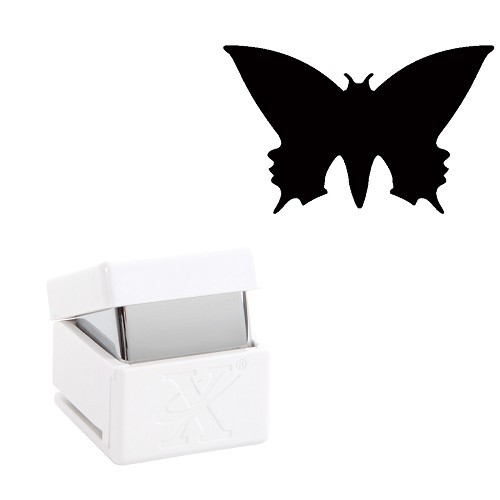 XCut - Palm Punch - Small - Pointed Butterfly - XCU261605