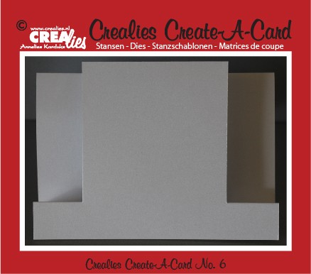 Crealies - Die - Create-A-Card - CCAC06