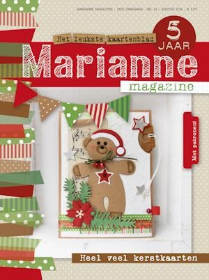 Marianne Design - Marianne Doe - Magazine No. 24 - DOE24