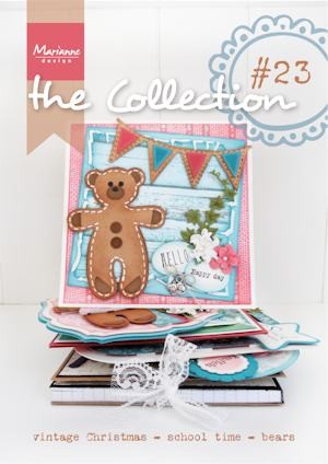 Marianne Design - The Collection - No. 23 - CAT1323