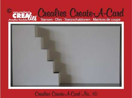 Crealies - Die - Create-A-Card - CCAC10