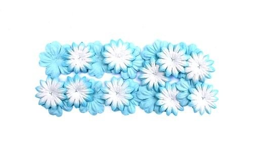 ScrapBerry`s - Mulberry Paper Flowers: Sky - SCB300803