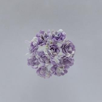 ScrapBerry`s - Paper Flowers - Chrysanthemum: Lilac - SCB291405