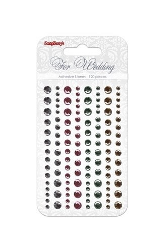 ScrapBerry`s - Plakstrass - For Wedding - SCB250001032