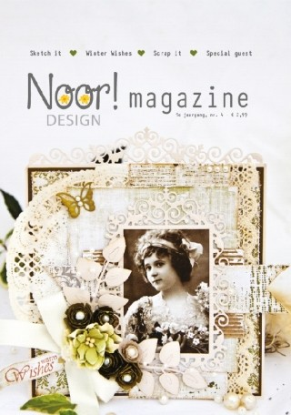 Joy! crafts - NOOR Magazine - editie oktober 2014 - 9000/0103