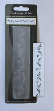 Centralcraftcollections - Embossingfolder - Leaves - CCC-4040