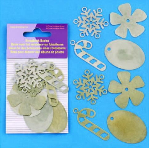 Hobby & Crafting Fun - Scrapbook Basics - Kerst - 11810-3003