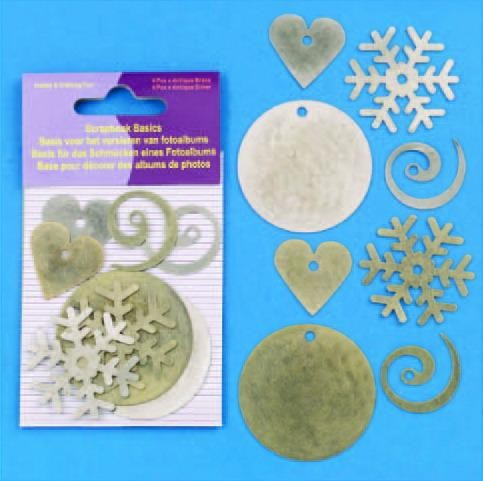 Hobby & Crafting Fun - Scrapbook Basics - Kerst - 11810-3005