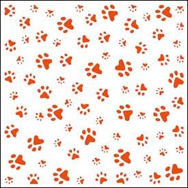 Marianne Design - Design Folder - Paws - DF3411