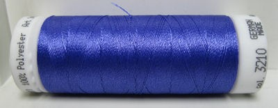 Mettler - Garen - Poly Sheen Uni - No. 3210