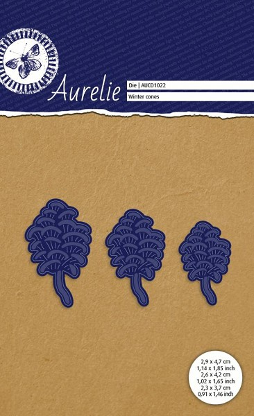 Aurelie - Die - Winter cones