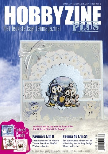 Hobbyzine - Plus No. 03 - HZ01403