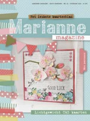 Marianne Design - Marianne Doe - Magazine No. 25 - DOE25