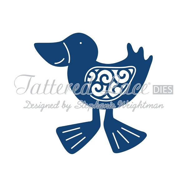 Tattered Lace - Die - Duck
