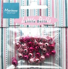 Marianne Design - Christmas Bells: Light pink & dark pink - JU0939