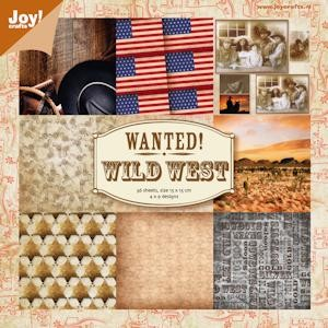 Joy! crafts - Paperpack - Western - 6011/0053