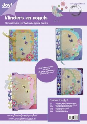 Joy! crafts - Kaartenpakket - No. 14 - 9100/0014
