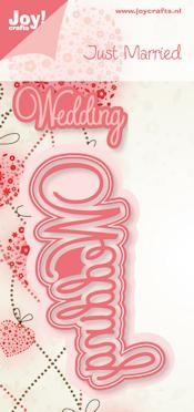 Joy! crafts - Noor! Design - Die - Wedding