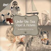 Joy! crafts - Noor! Design - Paperpack - Under the sea - 6011/0057