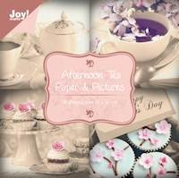 Joy! crafts - Noor! Design - Paperpack - Afternoon tea - 6011/0070