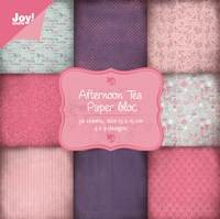 Joy! crafts - Noor! Design - Paperpack - Afternoon tea - 6011/0077