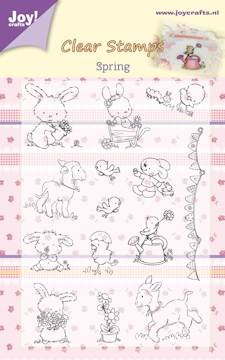Joy! crafts - Clearstamp - Spring - 6410/0357