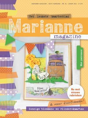 Marianne Design - Marianne Doe - Magazine No. 26 - DOE26