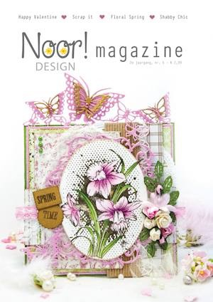 Joy! crafts - NOOR Magazine - editie april 2015 - 9000/0105