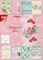 Joy! crafts - Paperpack - Romantic - 6011/0056