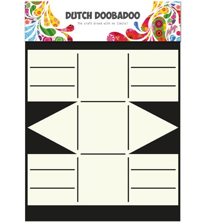 Dutch Doobadoo - Card Art - Basket - 470.713.580