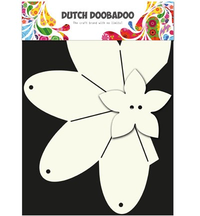 Dutch Doobadoo - Card Art - Strawberry set - 470.713.570