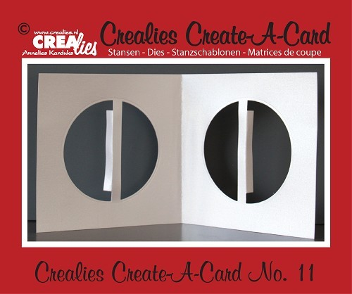 Crealies - Die - Create-A-Card - CCAC11