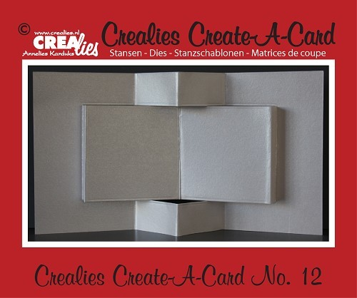 Crealies - Die - Create-A-Card - CCAC12