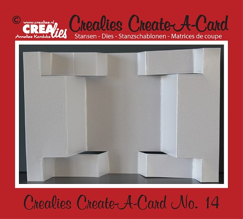 Crealies - Die - Create-A-Card - CCAC14