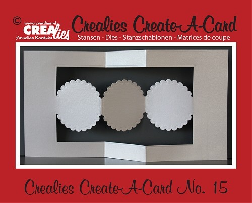 Crealies - Die - Create-A-Card - CCAC15