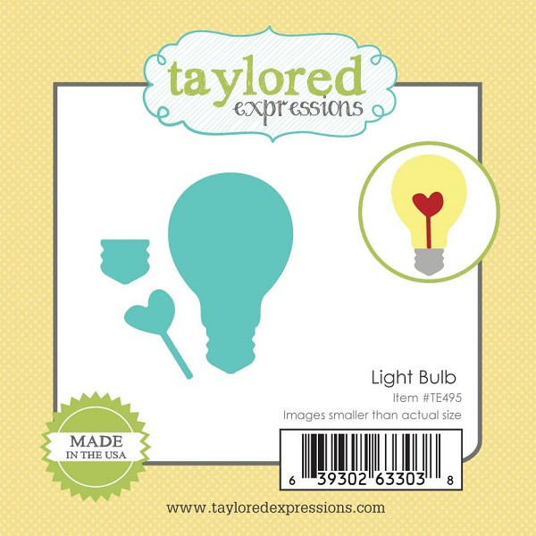 Taylored Expressions - Die - Light Bulb