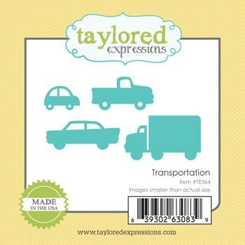 Taylored Expressions - Die - Transportation