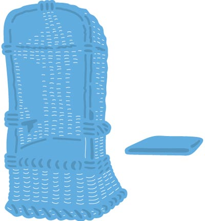 Marianne Design - Die - CreaTables - Beach chair