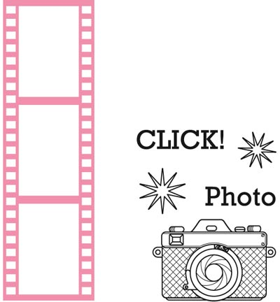 Marianne Design - Die - Collectables - Filmstrip