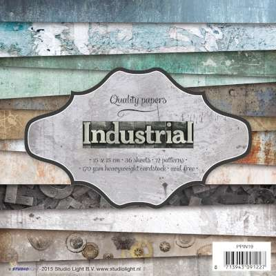 Studio Light - Paperpack - Industrial