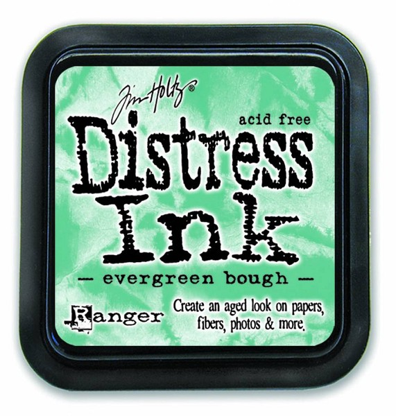 Ranger - Distress Ink: Evergreen Bough