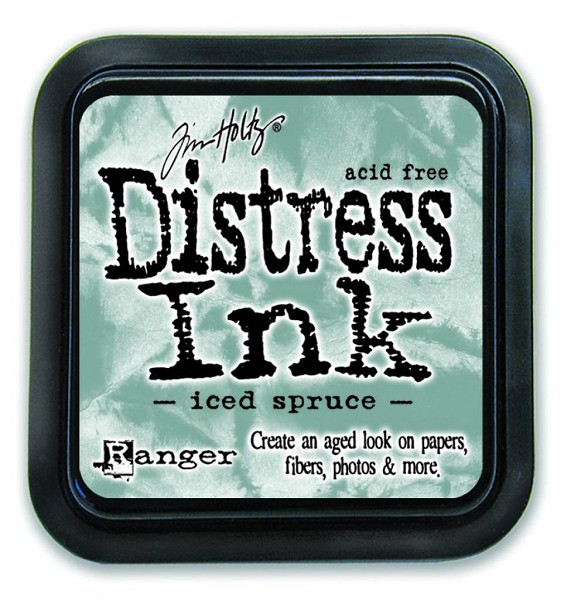 Ranger - Distress Ink: Iced Spruce